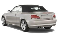 BMW 1er 125i Cabrio (2008 - 2015) 2 Türen seitlich hinten