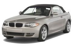 BMW 1er 125i Cabrio (2008 - 2015) 2 Türen seitlich vorne