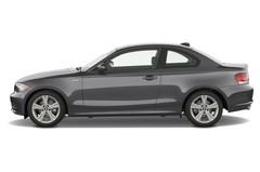 BMW 1er 125i Coupé (2007 - 2014) 2 Türen Seitenansicht
