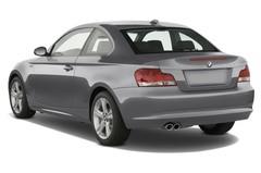 BMW 1er 125i Coupé (2007 - 2014) 2 Türen seitlich hinten