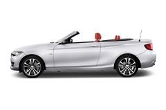 BMW 2er Sport Line Cabrio (2014 - heute) 2 Türen Seitenansicht