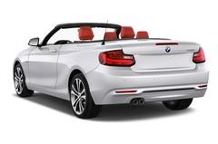 BMW 2er Sport Line Cabrio (2014 - heute) 2 Türen seitlich hinten
