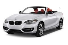 BMW 2er Sport Line Cabrio (2014 - heute) 2 Türen seitlich vorne