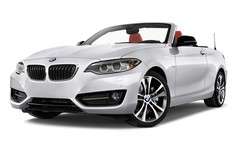 BMW 2er Sport Line Cabrio (2014 - heute) 2 Türen seitlich vorne mit Felge