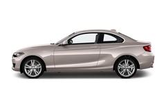 BMW 2er  220d Coupe Coupé (2013 - heute) 2 Türen Seitenansicht