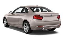 BMW 2er  220d Coupe Coupé (2013 - heute) 2 Türen seitlich hinten