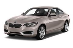 BMW 2er  220d Coupe Coupé (2013 - heute) 2 Türen seitlich vorne