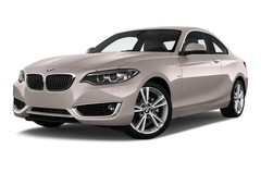 BMW 2er  220d Coupe Coupé (2013 - heute) 2 Türen seitlich vorne mit Felge