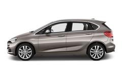 BMW 2er  Luxury Line Van (2014 - heute) 5 Türen Seitenansicht