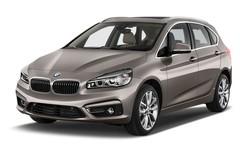 BMW 2er Luxury Line Van (2014 - heute) 5 Türen seitlich vorne