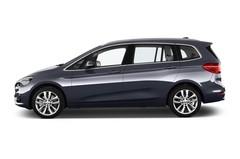 BMW 2er  Luxury Line Van (2015 - heute) 5 Türen Seitenansicht