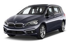 BMW 2er  Luxury Line Van (2015 - heute) 5 Türen seitlich vorne