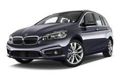 BMW 2er  Luxury Line Van (2015 - heute) 5 Türen seitlich vorne mit Felge