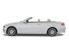 BMW 3er 335i Cabrio (2005 - 2013) 2 Türen Seitenansicht