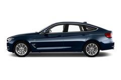 BMW 3er GT Luxury Line Limousine (2013 - heute) 5 Türen Seitenansicht