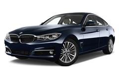 BMW 3er GT Luxury Line Limousine (2013 - heute) 5 Türen seitlich vorne mit Felge