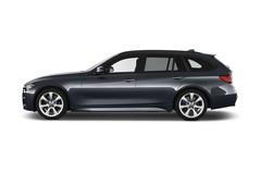 BMW 3er Sport Line Kombi (2012 - heute) 5 Türen Seitenansicht