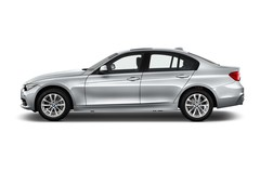 BMW 3er Advantage Limousine (2012 - heute) 4 Türen Seitenansicht