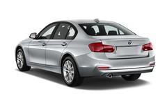 BMW 3er Advantage Limousine (2012 - heute) 4 Türen seitlich hinten