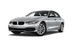 BMW 3er Advantage Limousine (2012 - heute) 4 Türen seitlich vorne mit Felge