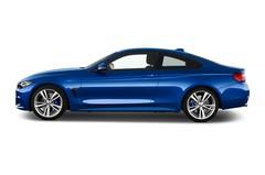 BMW 4er M Sportpaket Coupé (2013 - heute) 2 Türen Seitenansicht