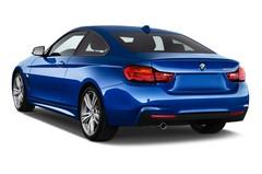 BMW 4er M Sportpaket Coupé (2013 - heute) 2 Türen seitlich hinten