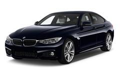 BMW 4er M Sport 2WD AT Coupé (2014 - heute) 5 Türen seitlich vorne