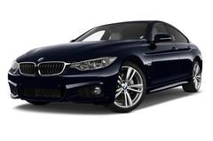 BMW 4er M Sport 2WD AT Coupé (2014 - heute) 5 Türen seitlich vorne mit Felge