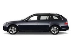 BMW 5er 535d Kombi (2004 - 2010) 5 Türen Seitenansicht