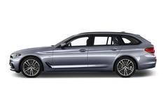 BMW 5er Sport Kombi (2017 - heute) 5 Türen Seitenansicht