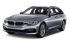 BMW 5er Sport Kombi (2017 - heute) 5 Türen seitlich vorne