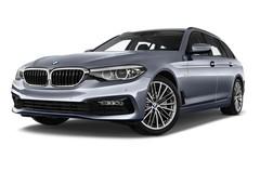 BMW 5er Sport Kombi (2017 - heute) 5 Türen seitlich vorne mit Felge