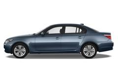 BMW 5er 523i Limousine (2003 - 2010) 4 Türen Seitenansicht
