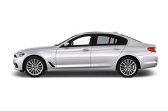 BMW 5er Sport Line Limousine (2016 - heute) 4 Türen Seitenansicht