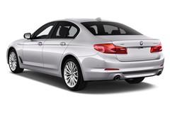 BMW 5er Sport Line Limousine (2016 - heute) 4 Türen seitlich hinten