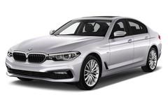 BMW 5er Sport Line Limousine (2016 - heute) 4 Türen seitlich vorne