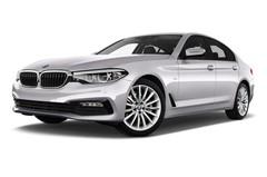 BMW 5er Sport Line Limousine (2016 - heute) 4 Türen seitlich vorne mit Felge