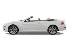 BMW 6er 650i  Cabrio (2003 - 2010) 2 Türen Seitenansicht