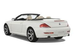 BMW 6er 650i  Cabrio (2003 - 2010) 2 Türen seitlich hinten