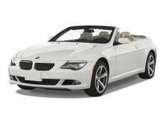 BMW 6er 650i  Cabrio (2003 - 2010) 2 Türen seitlich vorne