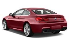 BMW 6er M Sportpaket Coupé (2011 - heute) 2 Türen seitlich hinten