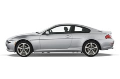 BMW 6er 650i  Coupé (2003 - 2010) 2 Türen Seitenansicht