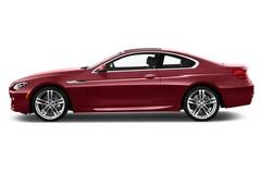 BMW 6er M Sportpaket Coupé (2011 - heute) 2 Türen Seitenansicht
