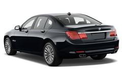 Seitenansicht BMW 7er 750i Limousine 2008