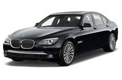 BMW 7er 750i Limousine (2008 - 2015) 4 Türen seitlich vorne