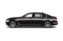 BMW 7er - Limousine (2015 - heute) 4 Türen Seitenansicht