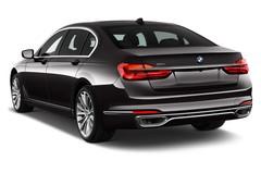 BMW 7er - Limousine (2015 - heute) 4 Türen seitlich hinten