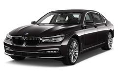 BMW 7er - Limousine (2015 - heute) 4 Türen seitlich vorne
