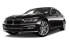 BMW 7er - Limousine (2015 - heute) 4 Türen seitlich vorne mit Felge