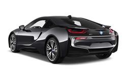 BMW i8 Pure Impulse Coupé (2013 - heute) 2 Türen seitlich hinten
